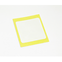 Bílý NFC tag Ultralight C čtverec