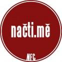 Načti.mě hnědý NFC štítek
