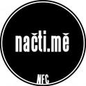Načti.mě černý NFC štítek