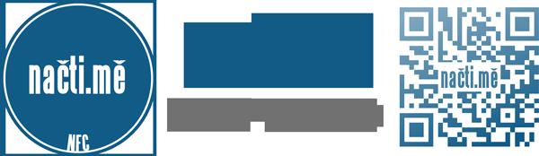 Logo CMS systému načti.mě