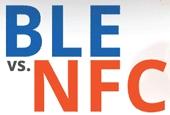 Rozdiel medzi mobilnými technológiami NFC a BLE