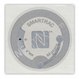 Čirý NFC tag NTAG216 kulatý