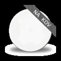 NFC tag NTAG213 na kov kulatý
