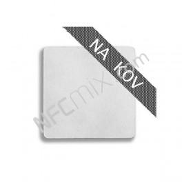 NFC tag NTAG203 na kov čtvereček