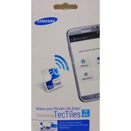 NFC štítky Samsung TecTiles