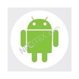 NFC štítek Android