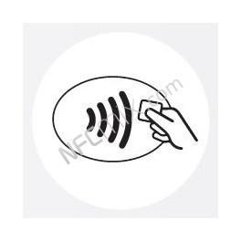 NFC štítek Bezkontaktní platba