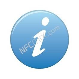 NFC štítek I jako Info