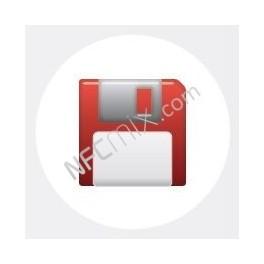 NFC štítek Uložit