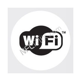 NFC štítek WiFi