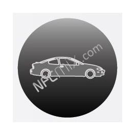 NFC štítek Auto
