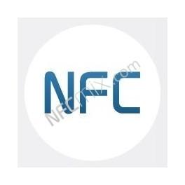 NFC bílý NFC štítek