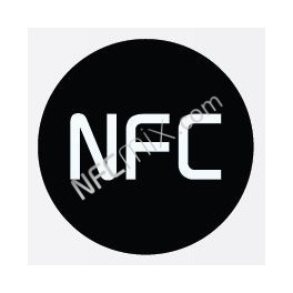 NFC černý