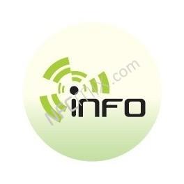 NFC štítek Info do mobilu