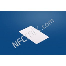 Plastová NFC karta Ultralight matná