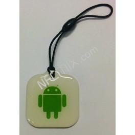 NFC přívěsek Android Epoxy