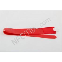 NFC náramek z PVC NTAG203 jednorázový červený