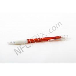 Propiska s NFC tagem NTAG203 červená