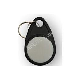 NFC klíčenka černobílá Desfire 2K