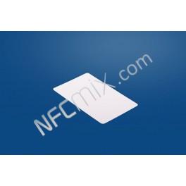 Plastová NFC karta NTAG216 lesklá